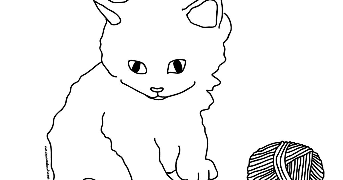 malvorlagen gratis : katzen malvorlagen