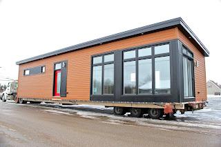 Small Modular Homes New Brunswick Canada