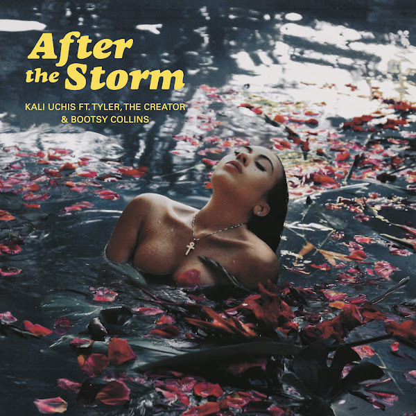 Kali Uchis - After The Storm (feat. Tyler, The Creator & Bootsy Collins) - Single Cover
