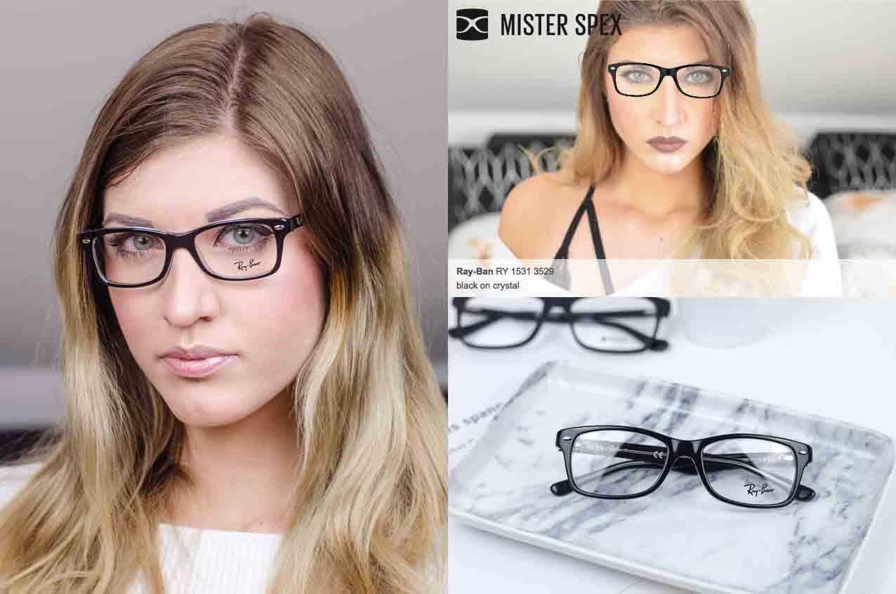 neue Brille ganz einfach mit Mister Spex RY 1531 3529