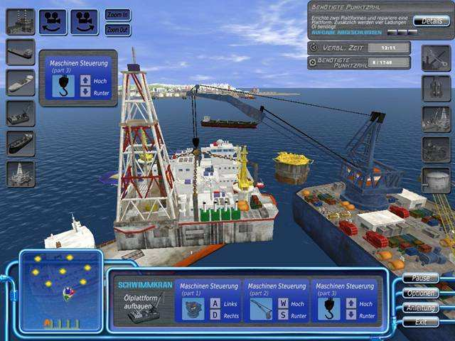 Oil Platform Simulator 2011 PC Full
