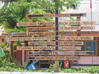 Pulau Pramuka Informasi