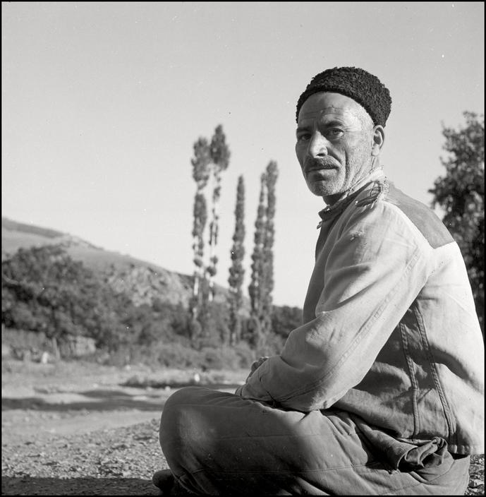 Крымскотатарский фермер, 1943 год