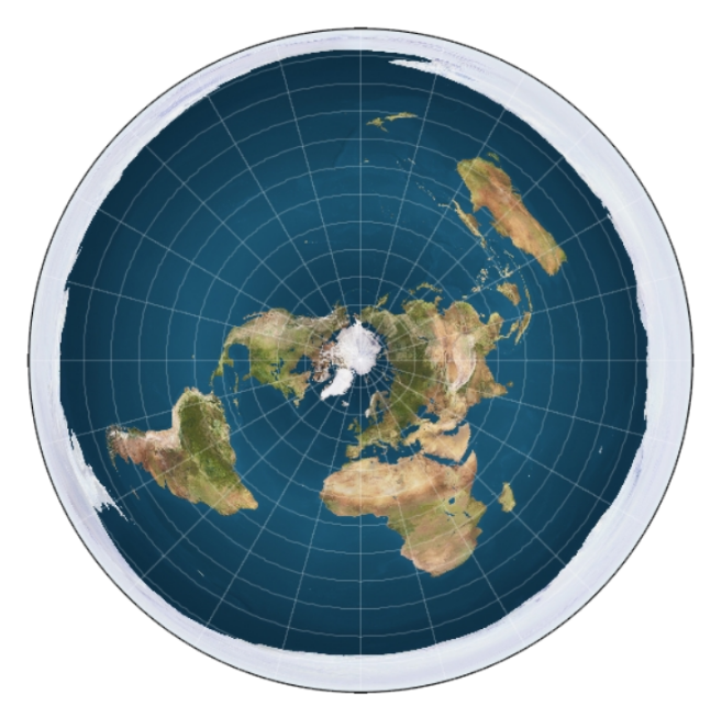 Gleason Flache Erde Karte.Klaput Die Geschichte Der Flachen Erde Von Der Antike Bis Heute
