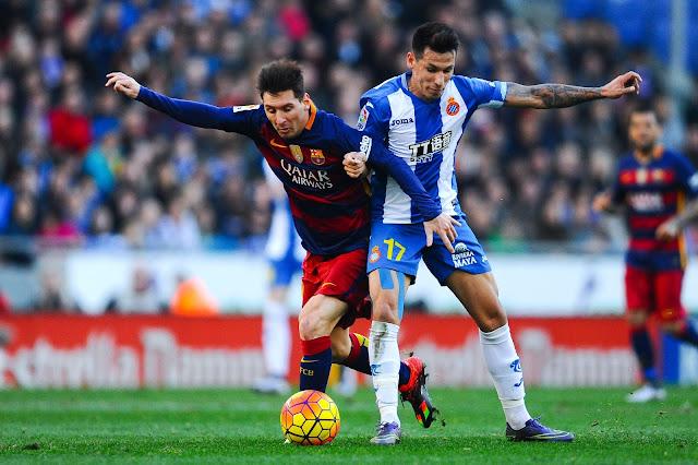Live Streaming Barcelona dan Espanyol 8 Mei 2016
