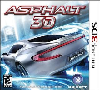 Asphalt 3D 3DS CIA EUR