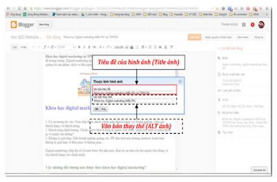 Cách Tối Ưu Hình Ảnh Blogger Chuẩn Seo5