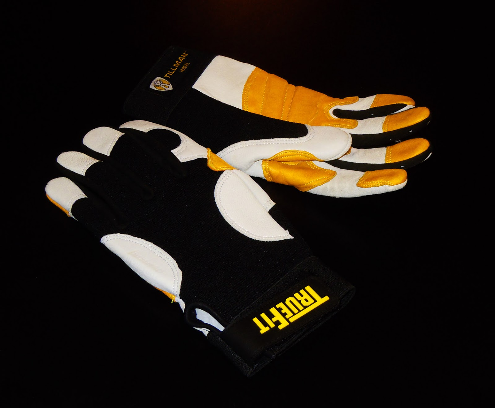 Tillman leather work gloves -  These Gloves Tend To Run A Little Small Xl Is A Very Popular Size For Most Men An Xxl Size Which Is Their Largest Glove Is Also Available