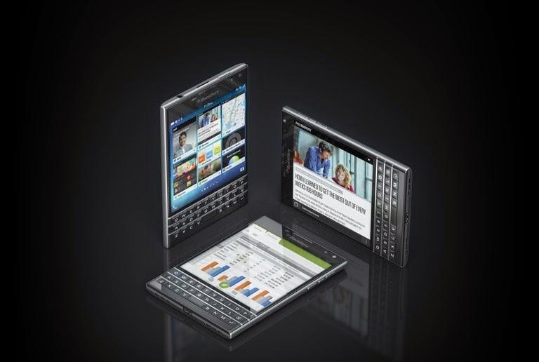 El BlackBerry Passport rompe récord de ventas en Amazon, número de uno en ventas en pocas horas