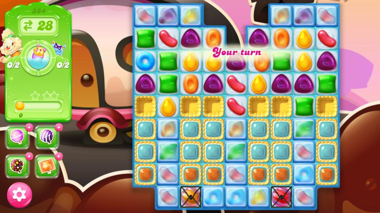 Candy Crush Jelly Saga 384