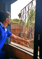 Escola em Chapadinha arrombada e saqueada por falta de vigias (4)