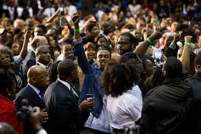 The Importance of the Black Millennial Vote & Why Young Black Journalists Matter