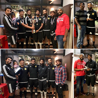 Hallenmaster Indoor Cup Winner 2018