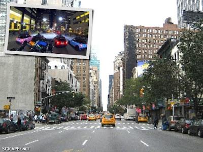 New York, em Pixels