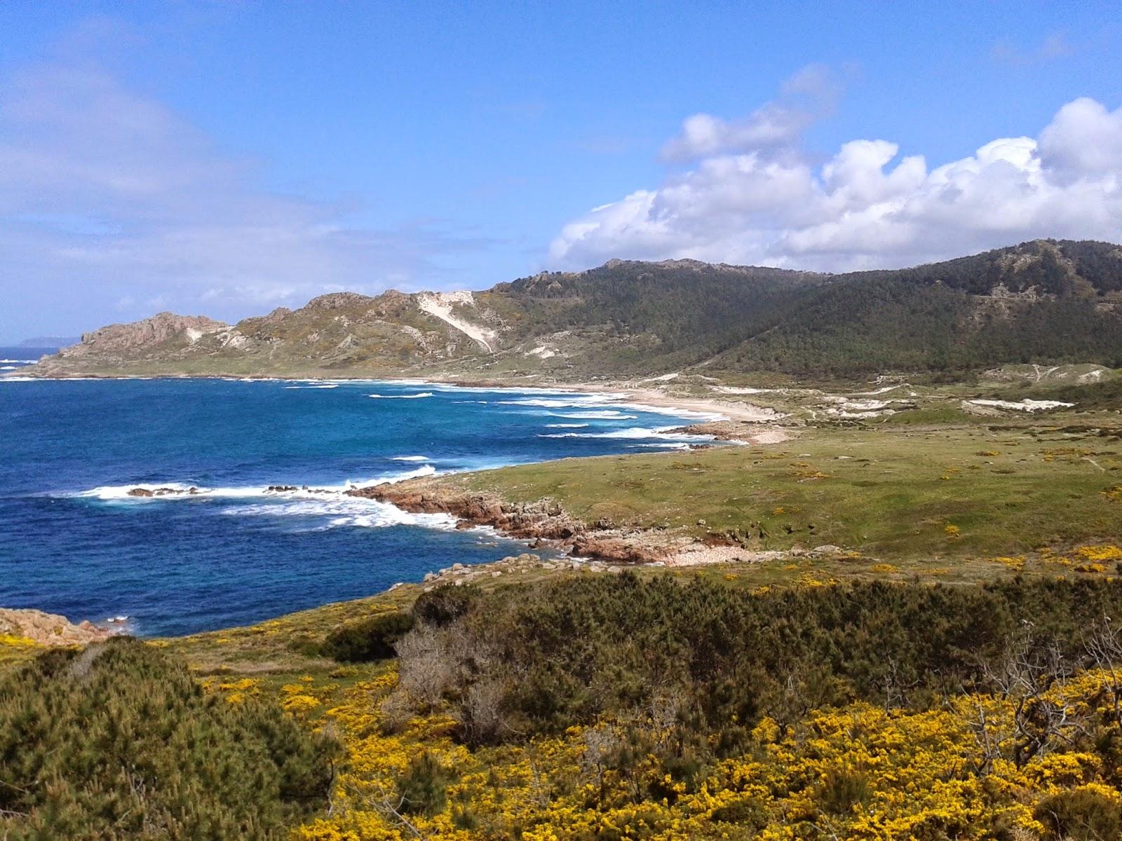 Playa de Trece y Duna de Monte Blanco en Camariñas