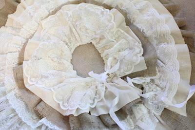 Lace Tree Skirt 73
