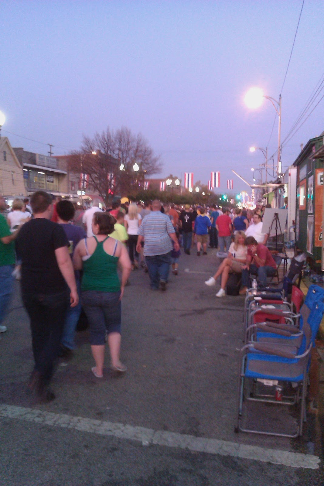 International Food Festival Evansville