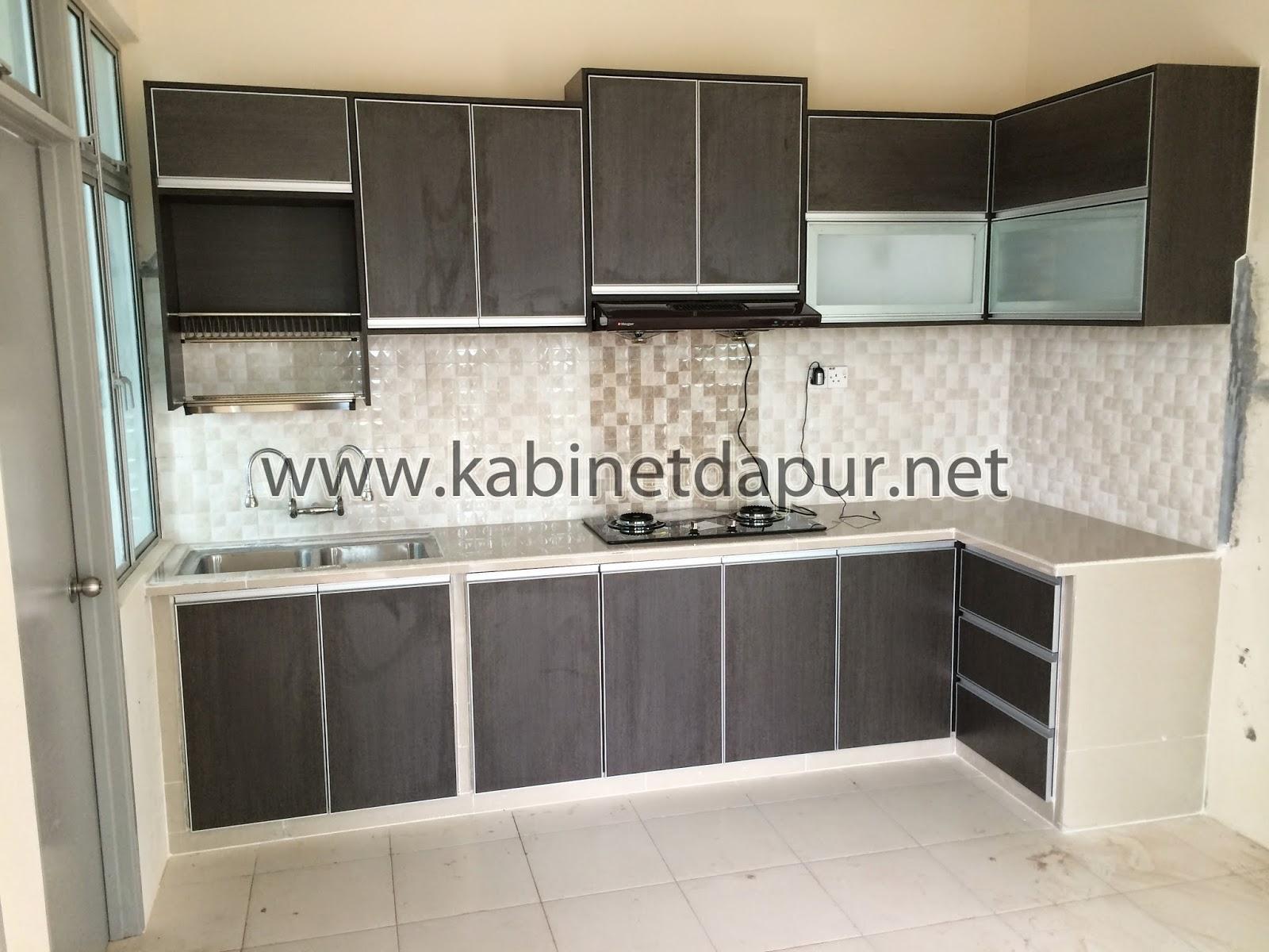 Ini Projek Kabinet Dapur Terbaru Kami Di Taman Kiara Jln Dato Bar Tuan Rumah En Khusaini Table Top Sudah Ada Jadi Tugas Menyiapkan Pintu Dan