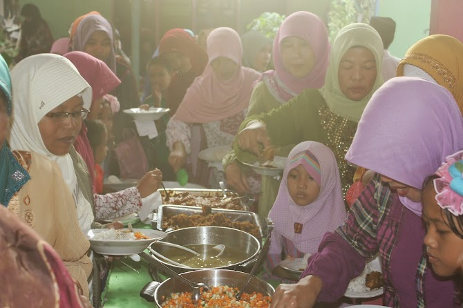 Contoh Porsi Untuk Berbagai Jenis Bahan Makanan