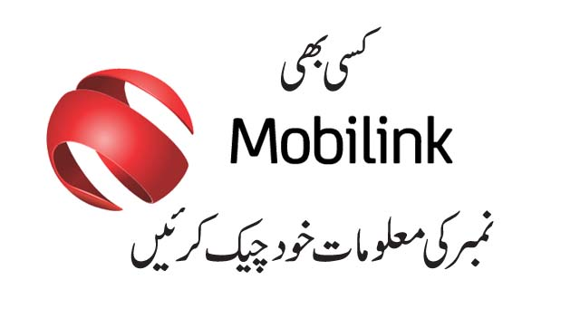 How To Check Any Mobilink Jazz Number Details - IT Classes