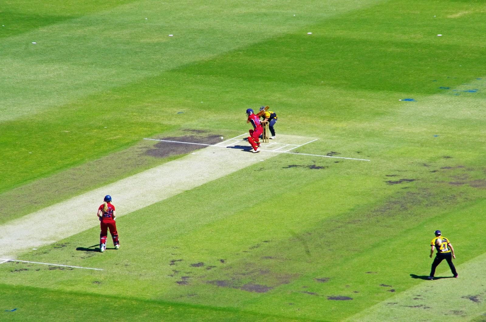 Melbourne Parkview Hotel Cricket Views