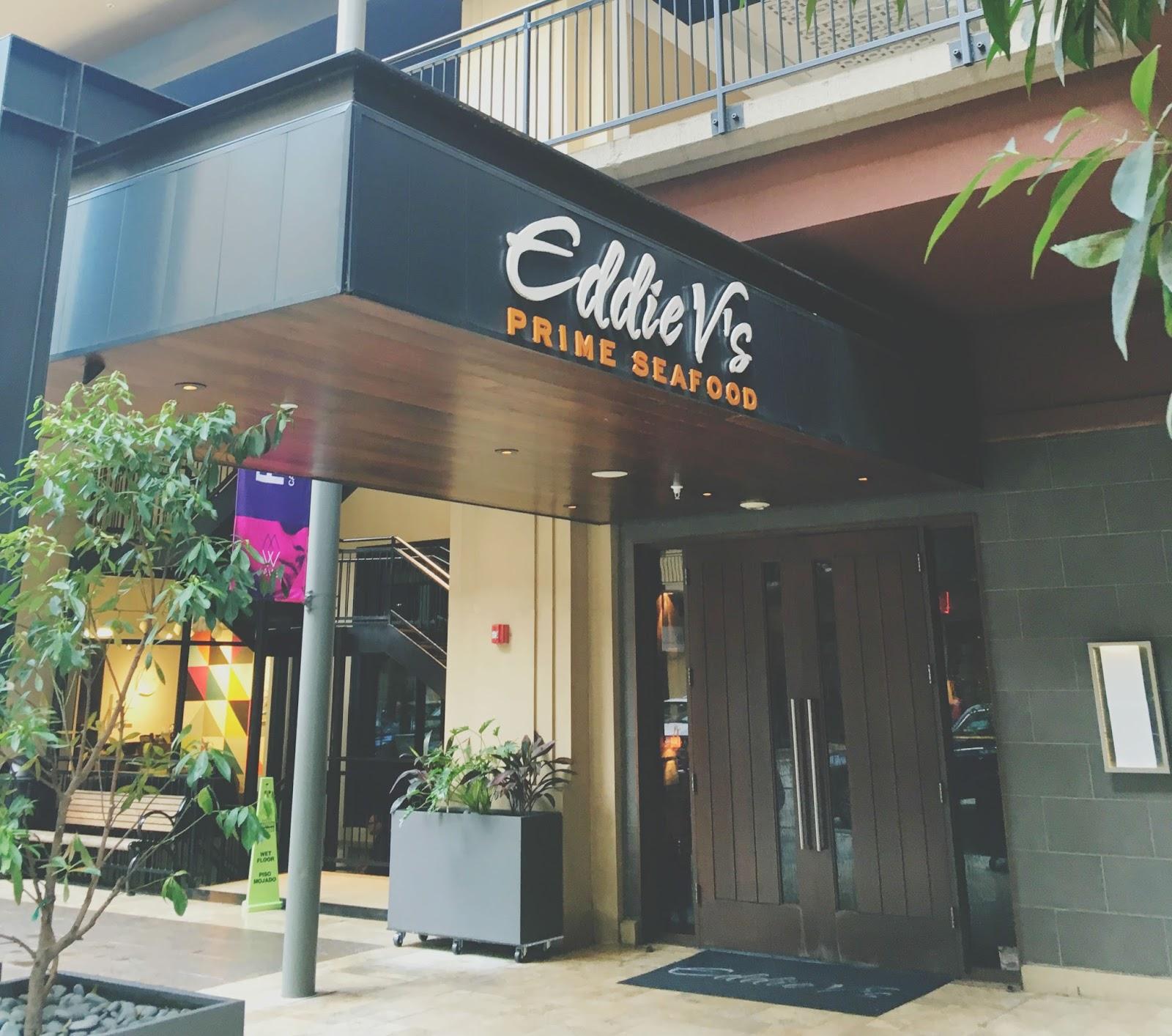 Eddie V's - A restaurant in Houston, Texas