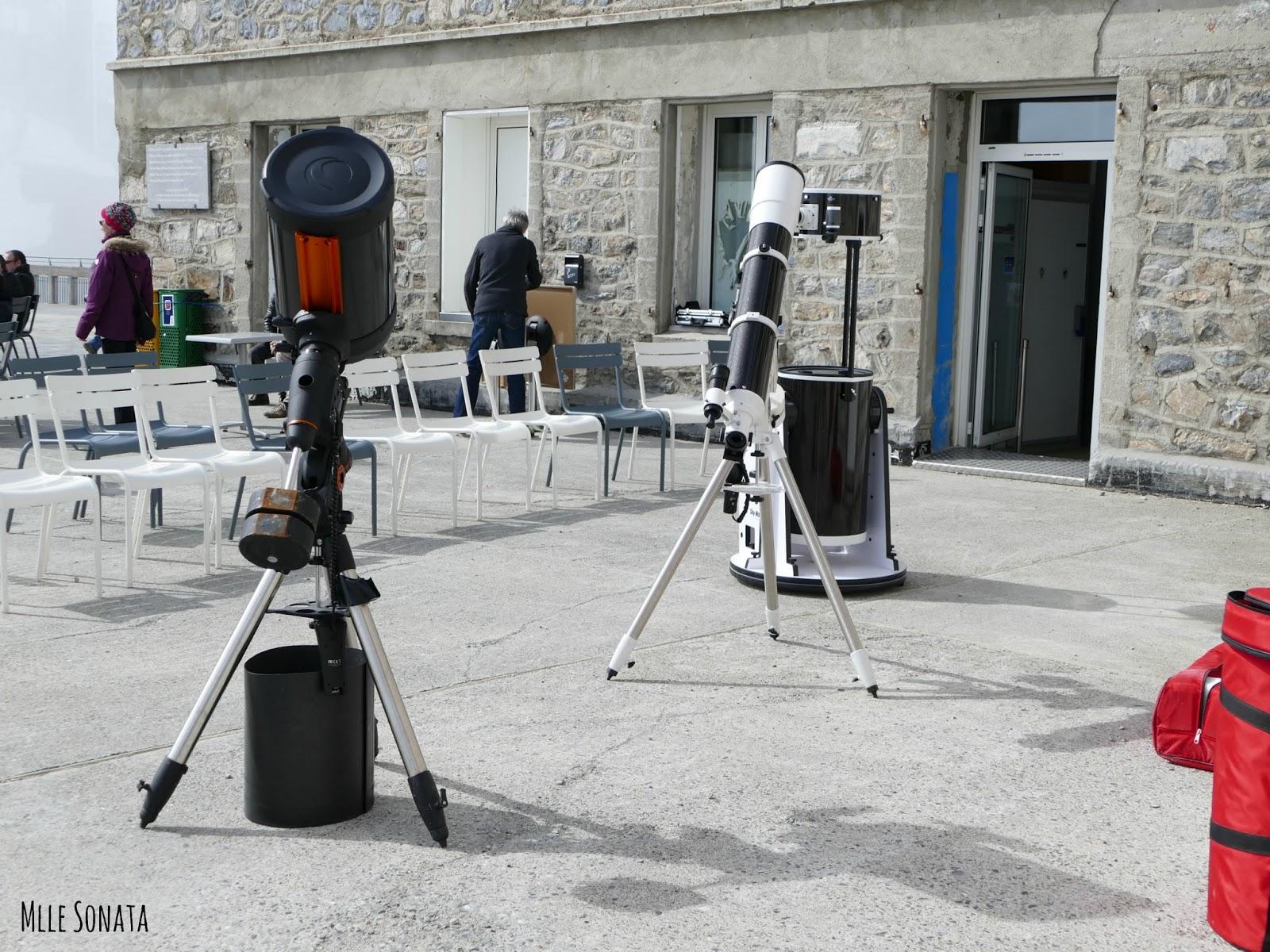 Lunettes astronomique et télescopes