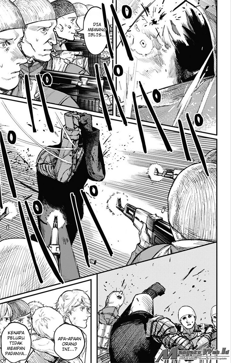 Fire Punch Chapter 21-4