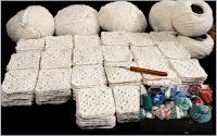 Little Crochet Granny Squares