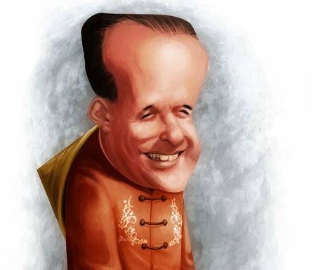 João Goulart foi alvo de várias sátiras de Juca Chaves