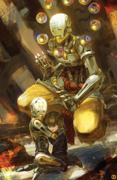 Jessica Fong anireal deviantart artstation ilustrações fantasia animes ficção científica sonhos