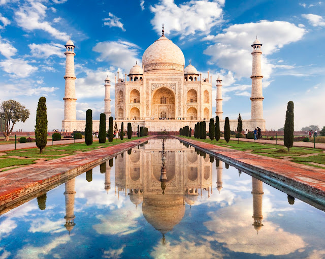 facts and mystery of tajmahal