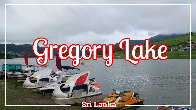 Gregory Lake em Nuwara Ellya Sri Lanka