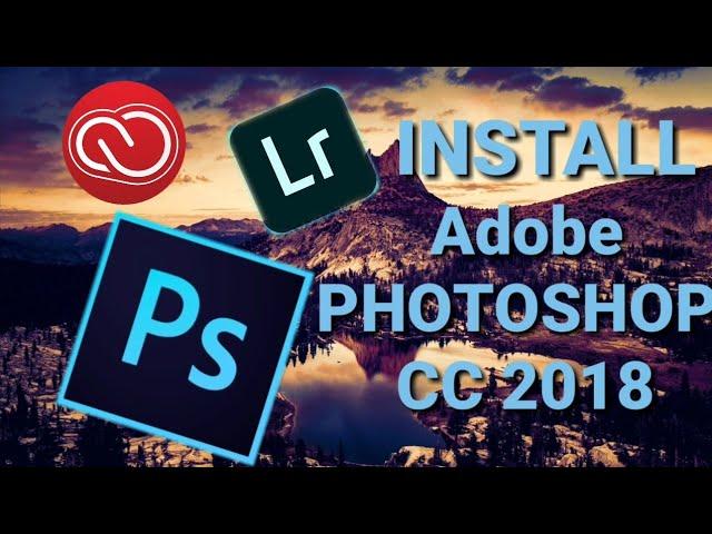 adobe photoshop cc 2018 free download for windows 10 32 bit