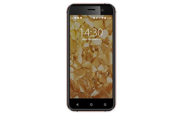 Tampilan Depan Advan i5A 4G LTE