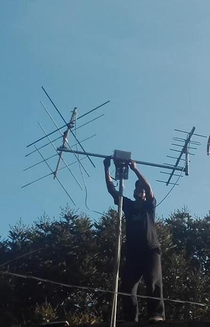 YC3BVG Antenna