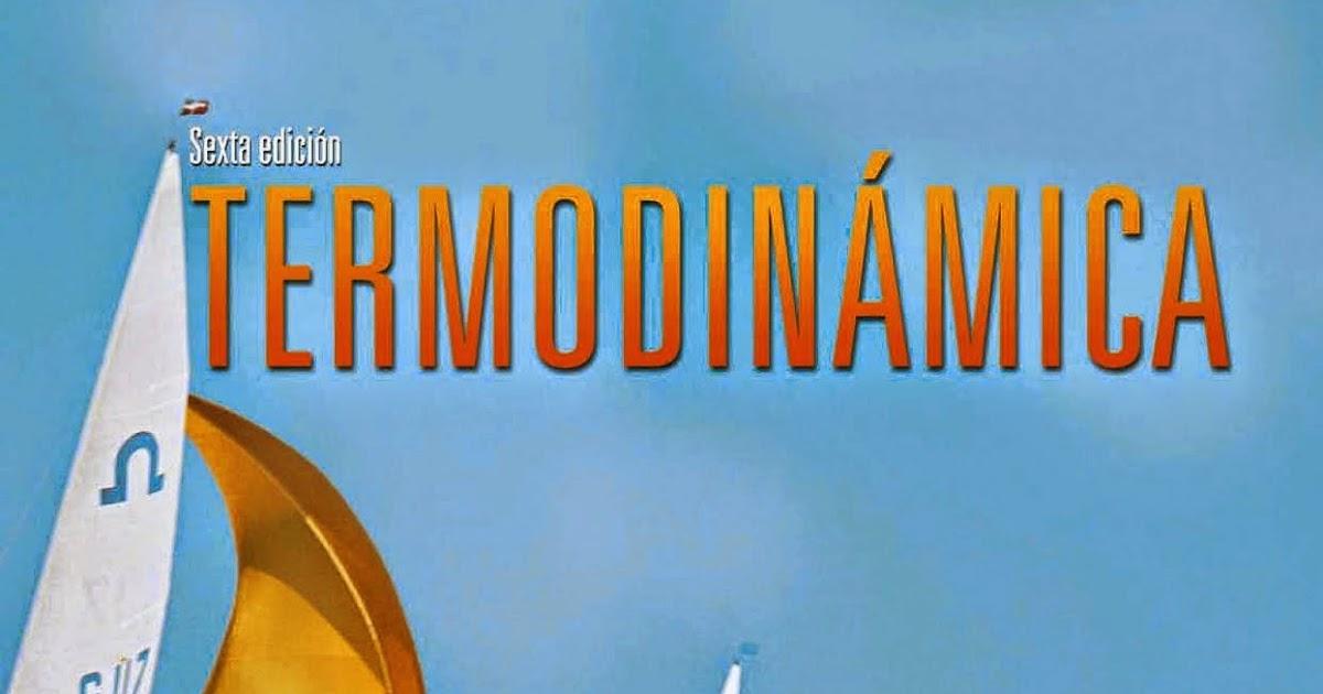 Libros, Taekwondo Y Mucho Más!: Termodinámica, Cengel, 6
