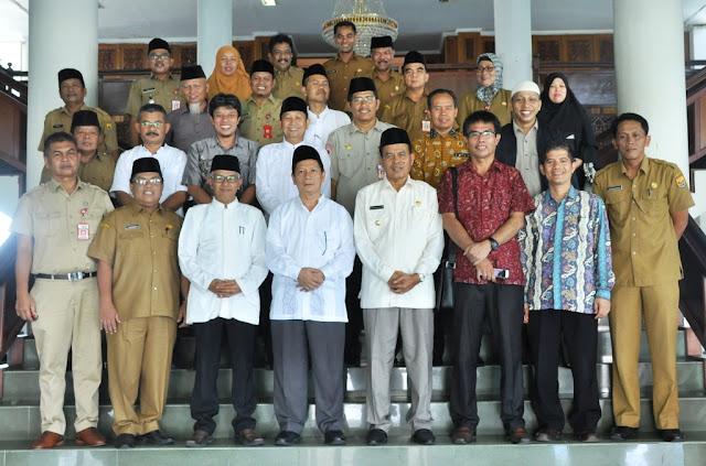 Pariaman Jalin MoU dengan ISI Padangpanjang