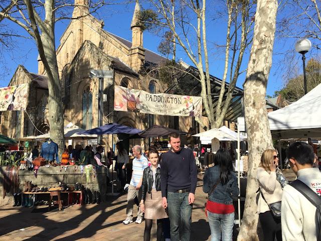 Sydney - Paddington Market