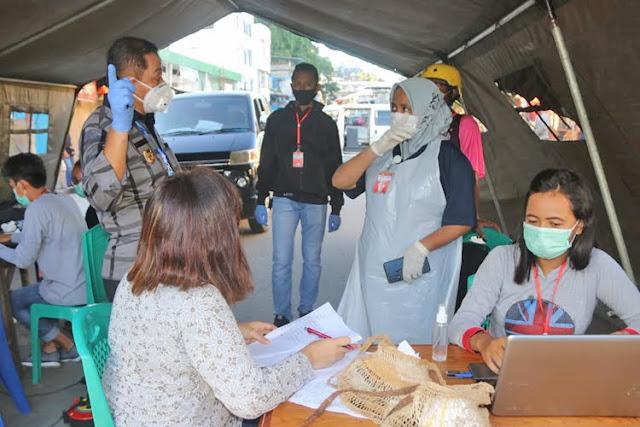Rustan Saru Ungkap 13 Puskesmas di Kota Jayapura Akan Layani Rapid Test Gratis