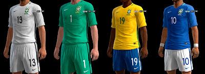 Brazil GDB Copa America Centenario 2016