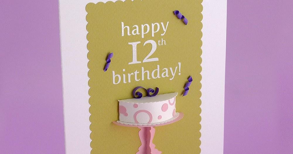 Welcome To Paper Zen Cecelia Louie Happy Birthday 3d