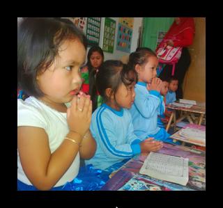 Kegiatan Pembelajaran Bidang Pengembangan Pembiasaan di Taman Kanak-kanak (TK)
