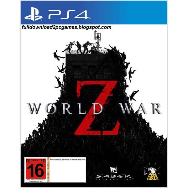 World War Z Free Download PC Game- CODEX