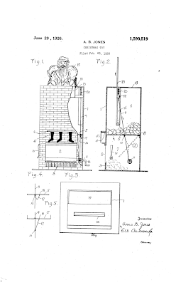 THE PATENT SEARCH BLOG: Some unusual Santa Claus patents