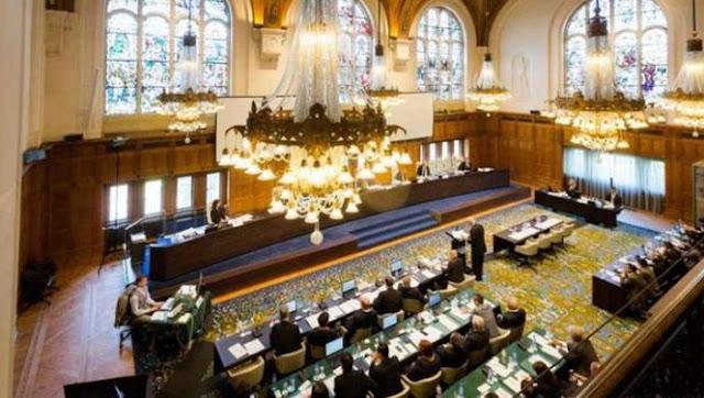 Contoh Sikap Menghargai Hasil Putusan Mahkamah Internasional Terkait Sengketa Internasional