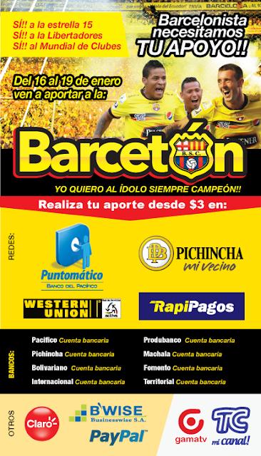 la barceton 2013