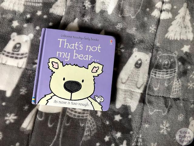 Book photo of That's Not My Bear by Fiona Watt
