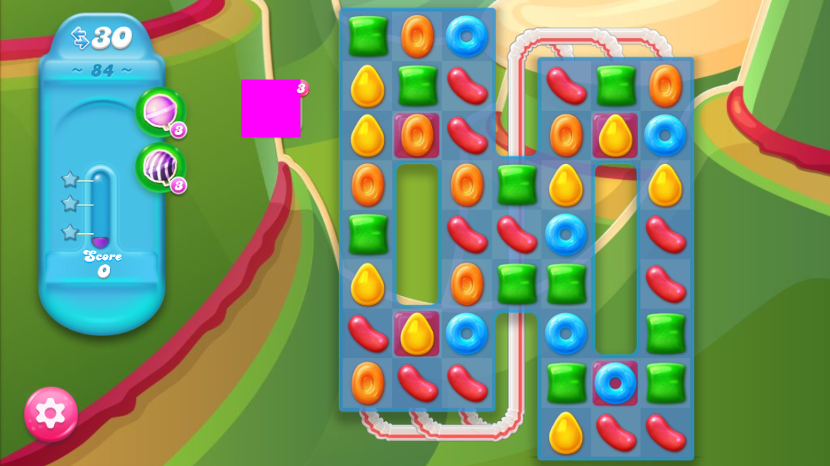 Candy Crush Jelly Saga 84