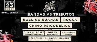ROCKEROS HASTA LOS HUESOS Bogotá 2019